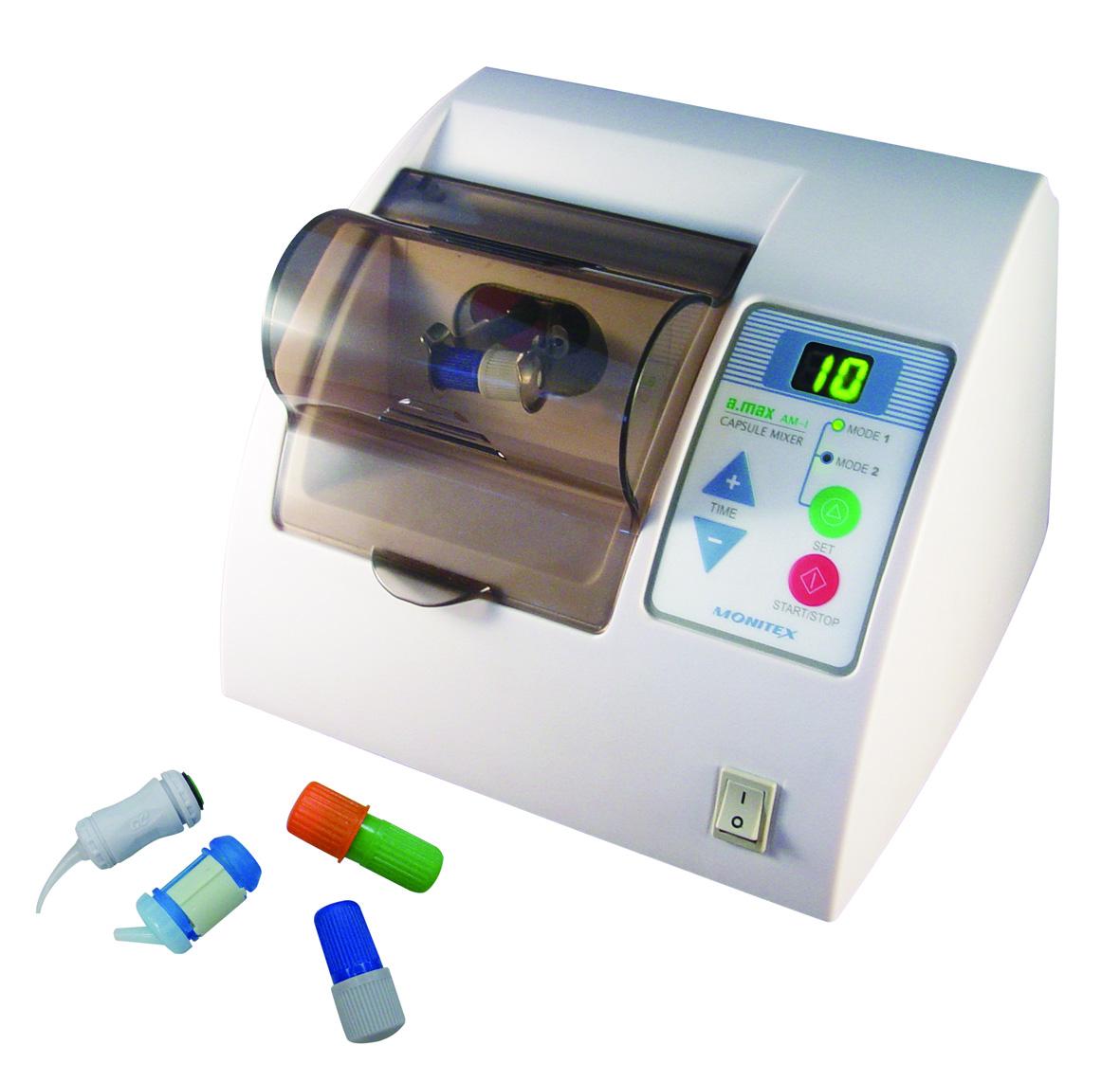 capsule mixer