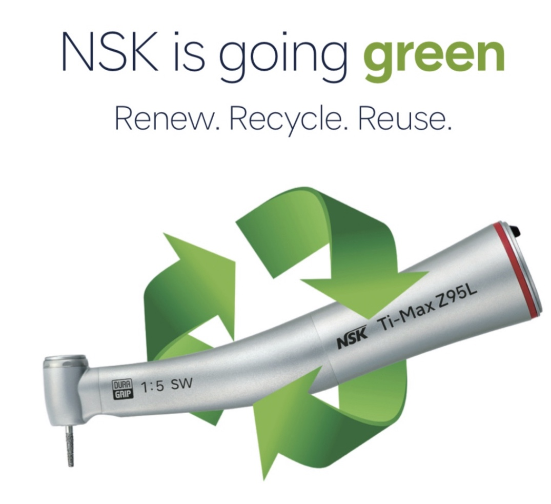 NSK is going green